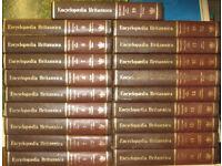 19 volumes of the Encyclopedia Britannica