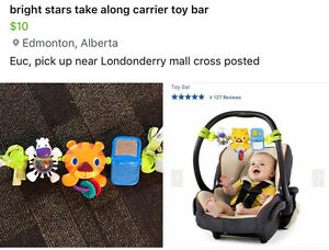 Carrier toy