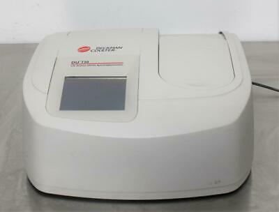 Beckman Coulter Du 730 Uv-vis Spectrophotometer