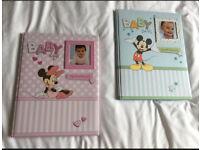 Personalised Disney Baby Memory Book NEW