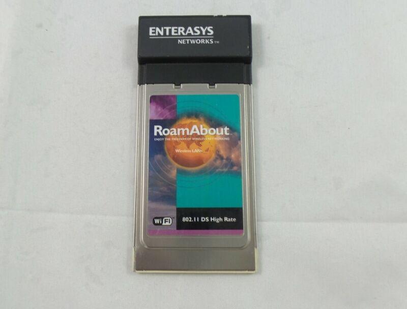 Enterasys RoamAbout Wireless LAN 802.11 DS Plug (CSIBD-AA)