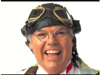 CHUBBY BROWN X2 TICKETS