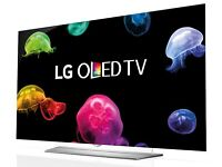 OLED 4K TV WANTED