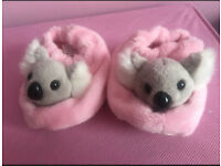 Baby girls slippers
