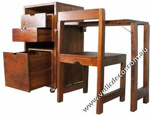 Wooden Desk In Adelaide Region Sa Gumtree Australia Free Local Classifieds