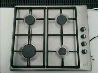 NEFF Hob and Hotpoint Extractor Hood
