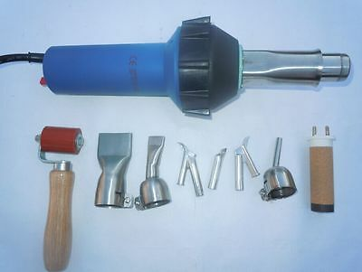 110v Or 220v 1600w Ce Hot Air Welder Gun Free 8pcs Accessories