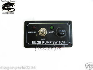 BILGE-PUMP-SWITCH-3-WAY-YACHT-BOAT-MARINE
