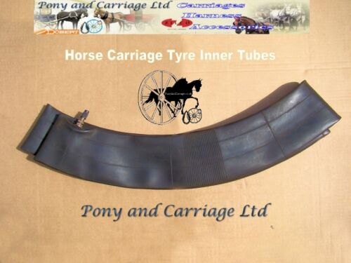 Horse Carriage Rubber Inner Tube for Cart Gig Pneumatic Wheels