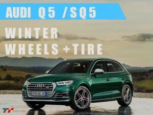 Audi Q5 / SQ5 Winter TIRE + WHEEL Package IN STOCK SPECIAL