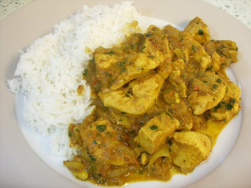 Enjoy delicious takeaway style curry Guilt Free!