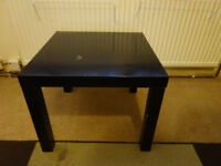 IKEA LACK Side Table 55cm Square Small Coffee Table Office Bedroom Black or White available