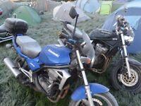 Kawaski ER5 2001 spare & repair