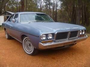 1980 Chrysler Valiant Sedan Chidlow Mundaring Area Preview
