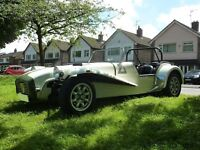 Robin Hood S7 Kit Car Great Condition