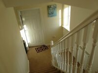 Double Room En-suite with Balcony in new build home near to Birmingham City Centre