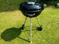 Weber BBQ Barbecue kettle 57cm - wife forces sale