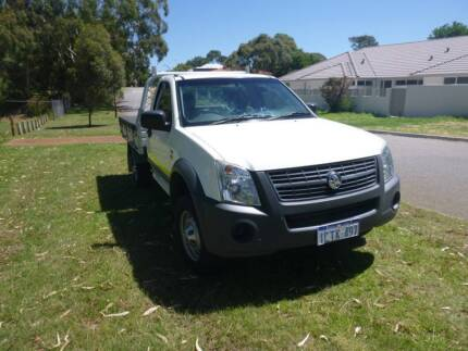 2006 Holden Rodeo LX RA Manual MY06