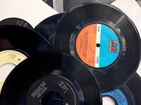 Ex JukeBox Collection of 45's mainly 60's