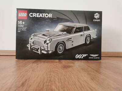 LEGO 10262 Creator Expert James Bond Aston Martin DB5.. Brand NEW! .Sealed !