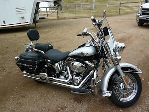 2003 Harley-Davidson Heritage Softail Gold Key 100th Anniversary