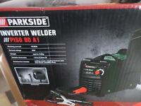 Inverter Welder 68v PISG 80 A1 Made In Germany, Uk Sellers