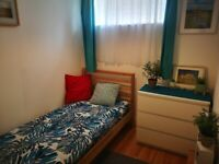 Single room near Oval and Camberwell