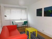 Spacious furnished 2 double bedroom flat in Hulme, Manchester M15 to rent