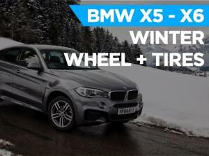 BMW X5 / X6 WINTER TIRE + WHEEL Package TOTOTIRE 2018 - 2019