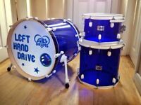 AD custom 3 piece drum kit