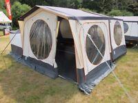 RACLET SOLENA 2017 trailer tent