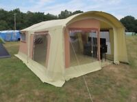 RACLET ARMADA GL 2016 trailer tent