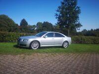 Audi, A8, Saloon, 2005, Semi-Auto, 2967 (cc), 4 doors