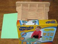 Tomy Aquadoodle desk (plus Thomas mat and track pen)
