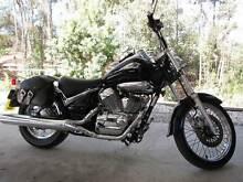 Suzuki VL250 Intruder Cruiser Motorcycle (LAMS) Spreyton Devonport Area Preview