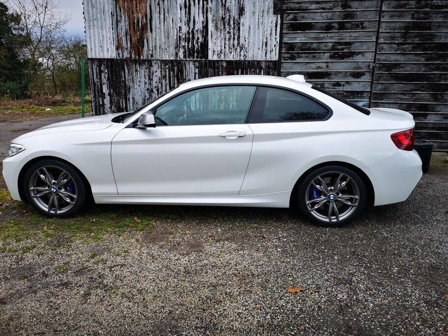 BMW M240i Automatic Fully Loaded 66 Plate, Pro Nav, Adaptive headlights,  Harmon Kardon, Heated Seats | in Coventry, West Midlands | Gumtree
