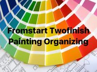 Painting/Organizing/Cleaning