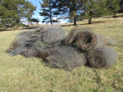 Wire netting for tree guards etc near Armidale Invergowrie Uralla Area Preview