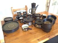 Denby 'Arabesque' dinner set in perfect condition