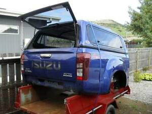 Ute tub and canopy