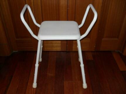 Health/Disability Mobile waterproof Shower Wheelchair with Commode ...