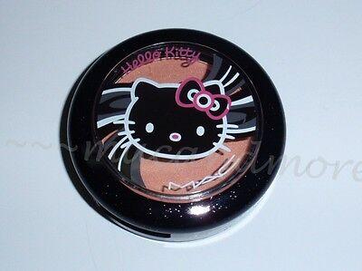Mac Beauty Powder Blush (MAC Beauty Powder Blush ~ FUN & GAMES ~Hello Kitty LE ~New~ Peach~ AUTHENTIC)