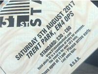 51st State festival Standard & VIP tickets
