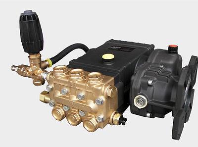 Pressure Washer Pump - Plumbed - Hp Hp4040 - 4 Gpm - 4000 Psi 5038.c2 Reducer