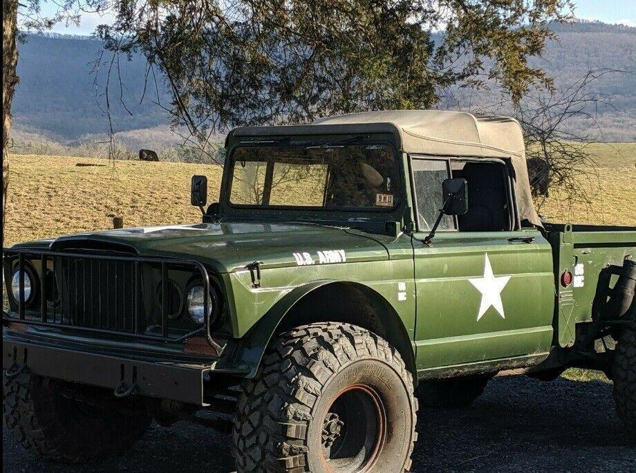 1968 Kaiser M715 / Gladiator Jeep Truck