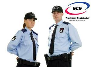 GOVERNMENT FUNDED* Certificate III Security Operations Redcliffe Redcliffe Area Preview