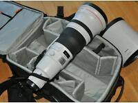 Canon lens EF 600 mm f/4L IS ll Usm
