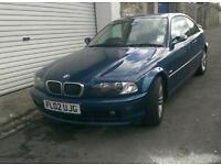 BMW 318CI SE COUPE