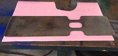 316 Steel Keyboard Mouse Tray. Heavy Duty Dyi Cnc Industrial