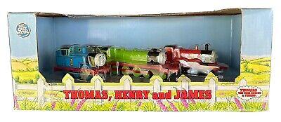 Thomas the Train Shining Time Tank Friends Engine Vintage Set NIP